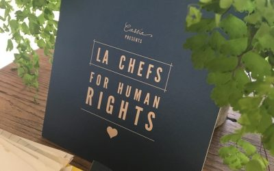 Sept 25: LA Chefs for Human Rights to Award Chris and Vicky Cornell Foundation