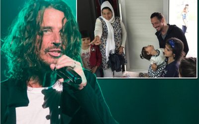 Mirror: Philanthropist Chris Cornell spent millions helping innocent children…