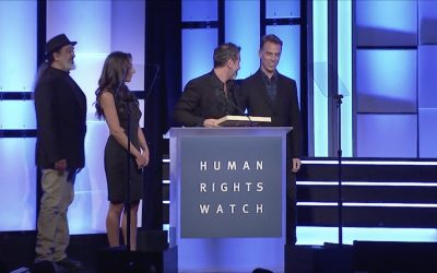 Rolling Stone: Human Rights Watch Honors Chris Cornell